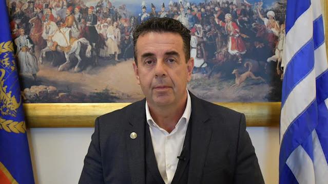 Δήμαρχος Ναυπλιέων προς τους υποψηφίους των Πανελληνίων εξετάσεων: Σας εύχομαι το καλύτερο δυνατό αποτέλεσμα