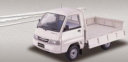 Perbedaan Mobil Tata Super Ace Dengan Suzuki Carry 1.5