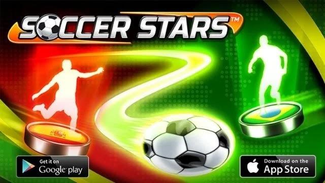 تهكير لعبة soccer stars للايفون والاندرويد