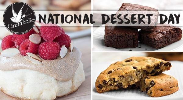 National Dessert Day Wishes Awesome Images, Pictures, Photos, Wallpapers