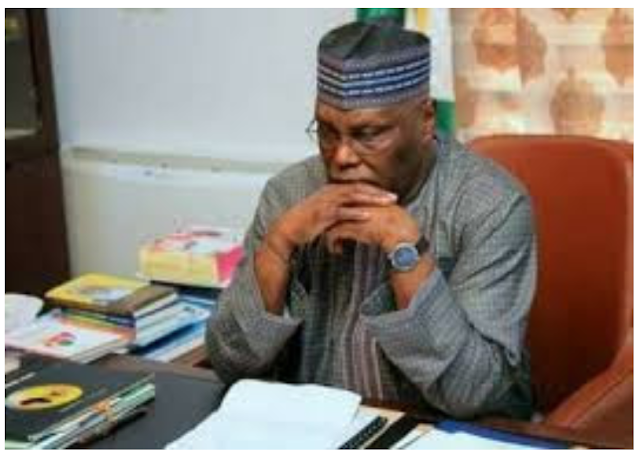 Atiku sells shares in Intels, blames Buhari of ruining his business.