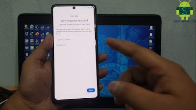 Samsung M51 Google Account Unlock-M51 FRP Remove Android11.