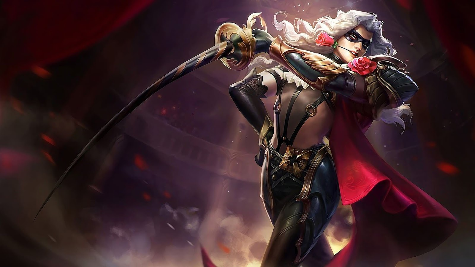 Wallpaper Lancelot Masked Knight Skin Mobile Legends HD for PC