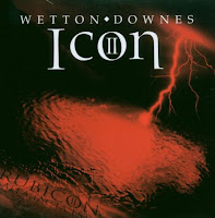 John Wetton Geoffrey Downes Icon II Rubicon