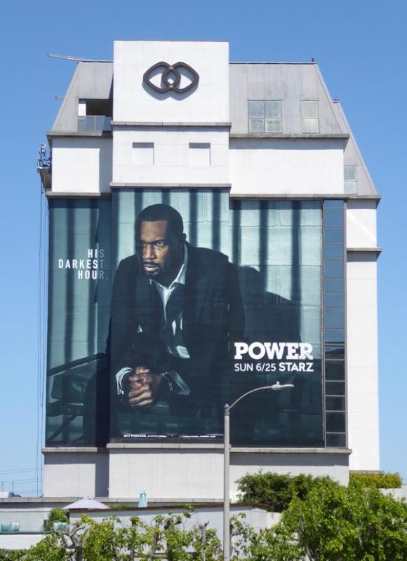 Giant Power season 4 billboard
