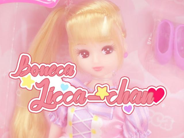 Boneca Licca-chan