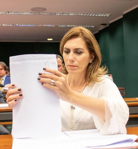 Deputada federal Rosana Valle (PSB)