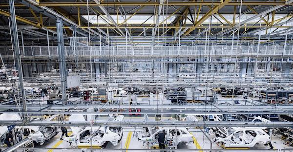 Mercedes-Benz já produziu 50 milhões de carros globalmente