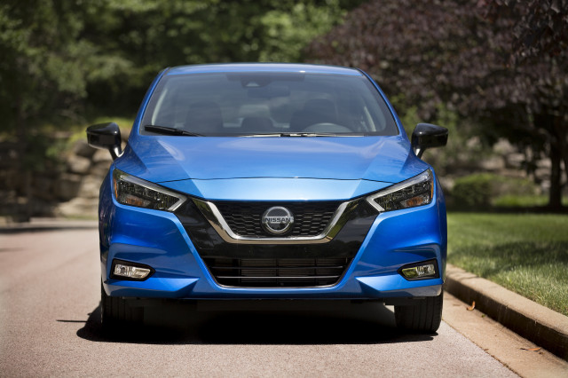2021 Nissan Versa Review