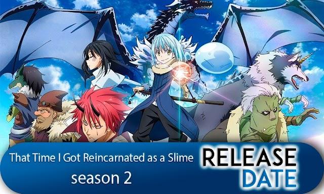 Season Kedua Anime 'Tensei shitara Slime Datta Ken'': Telah Diumumkan