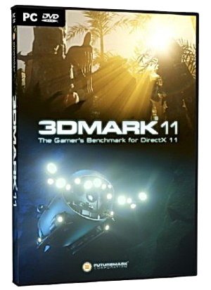 Русская версия Futuremark 3DMark 11 Professional Edition 1.0.1