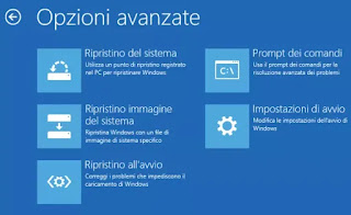 ripristino windows re