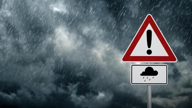 Καιρός: Έντονα φαινόμενα και θυελλώδεις άνεμοι - Σε εξέλιξη το ψυχρό μέτωπο