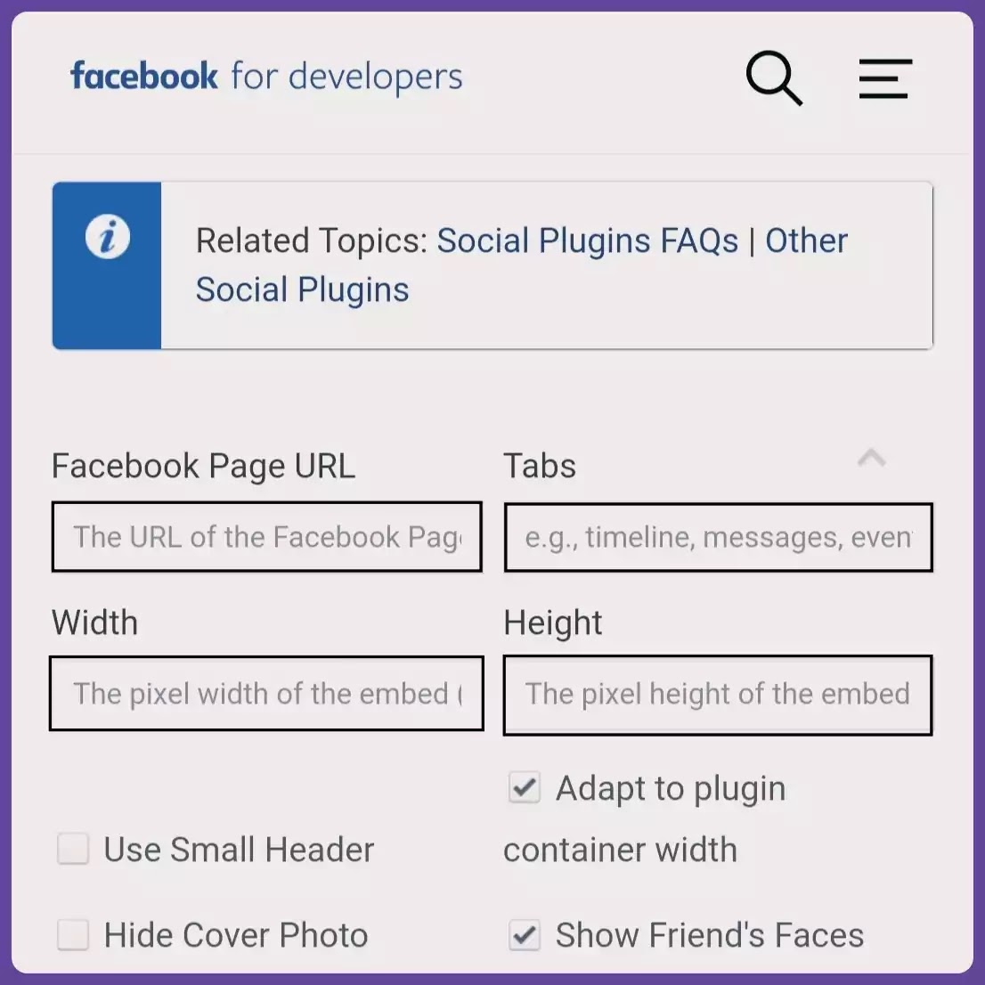 How to Add Easily Facebook Page in Blogger website