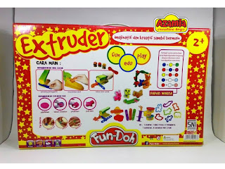 Fun-Doh Extruder, fun doh indonesia, fun doh surabaya, distributor fun doh surabaya, grosir fun doh surabaya, jual fun doh lengkap, mainan anak edukatif, mainan lilin fun doh