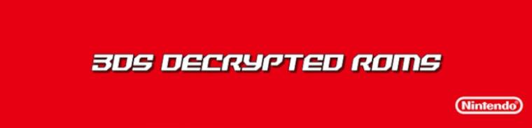 3DS Decrypted Roms | Baixe Roms para Emulador Citra!