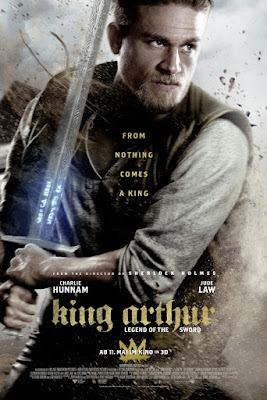 King Arthur Legend of the Sword 2017 Eng 720p HDRip 900Mb ESub