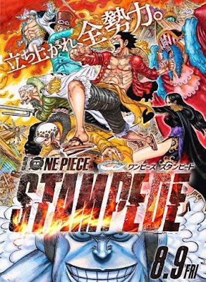 رسميا فيلم الأنمي ون بيس One Piece Stampede الرابع عشر سيعرض في قاعات السينما الخليجية إبتداءً من 14 نوفمبر
