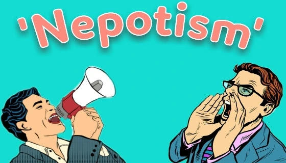 What Is Nepotism Meaning In Hindi