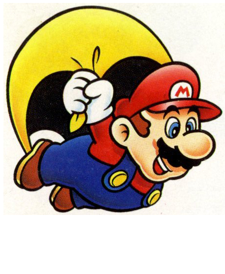 Wing Mario Cap Power