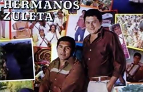 Los Hermanos Zuleta - Tierra De Cantores