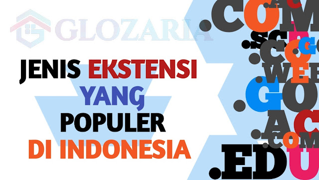 10 Contoh Macam-Macam Nama Domain Yang Populer Di Indonesia