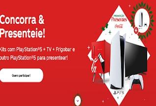 Promoção Presentes Coca-Cola 2020