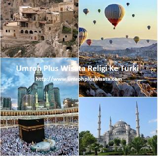 Paket Umroh Plus Wisata Religi ke Turki