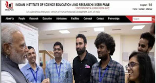 IISER Sarkari Naukri 2020 Recruitment For Office Assistant Post (Walk-In-Interview) | Sarkari Jobs Adda