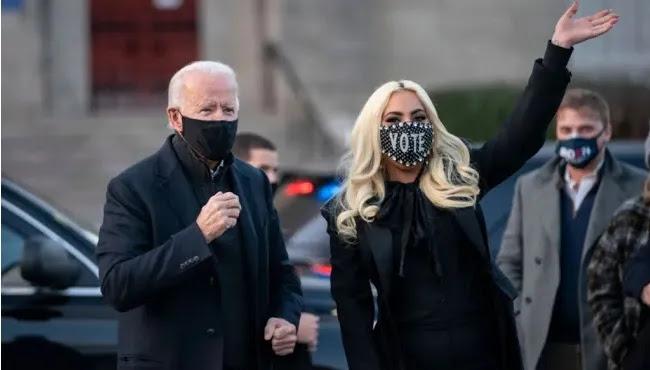 Με… Lady Gaga το Βαθύ Κράτος «αρπάζει» σήμερα την εξουσία, vid