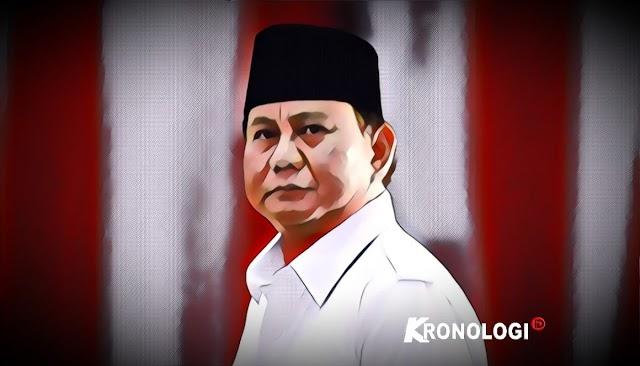 Kader Ingin Prabowo Jadi Ketum Lagi