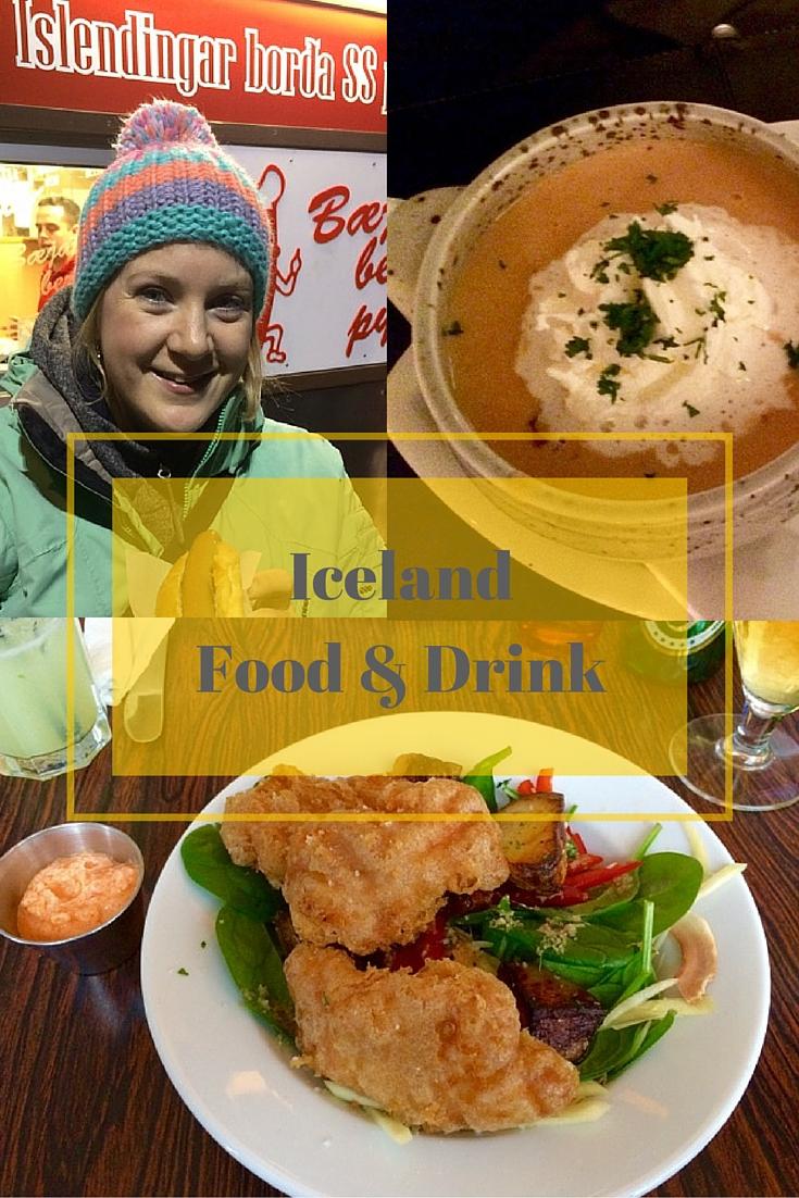 Iceland food & drink montage!