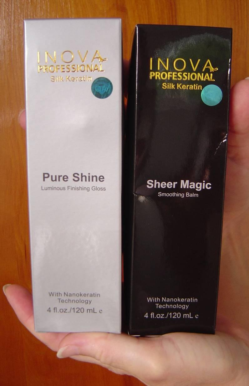 Inova ProfessionalPure Shine Finishing Gloss and Sheer Magic Smoothing Balm.jpeg
