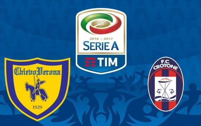 Chievo vs Crotone  Highlights 06 May 2018