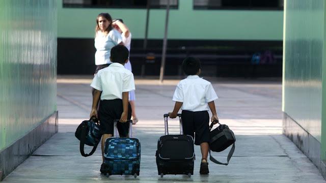 62% de las escuelas en Venezuela tienen alumnos con padres que emigraron