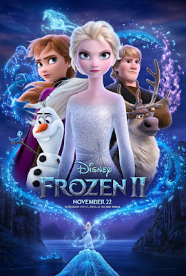Cartel de Frozen 2