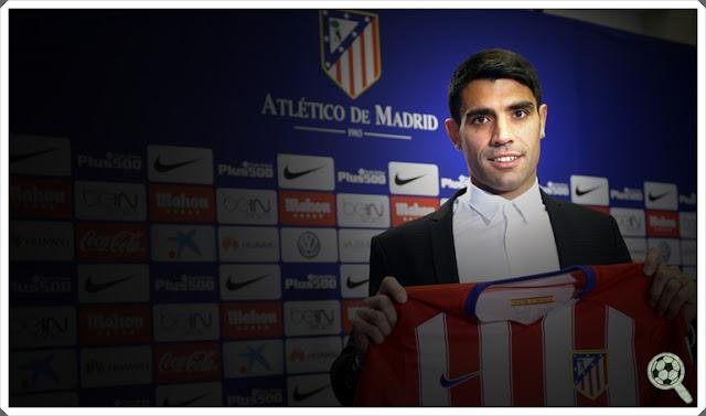 Augusto Fernández Atlético Madrid