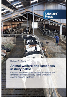 Animal Welfare and Lameness in Dairy Cattle