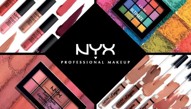 NYX Professional Make-Up inaugura loja conceito em São Paulo