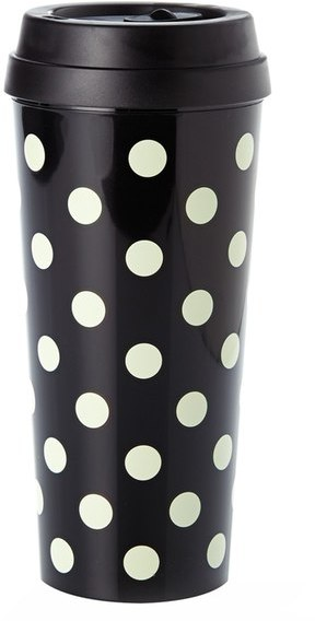 Kate Spade New York Dot Thermal Travel Mug