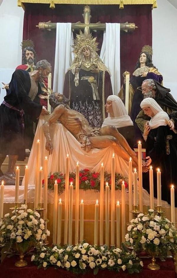 El Consejo de Huelva desvela su propuesta para celebrar la próxima Semana Santa en los templos