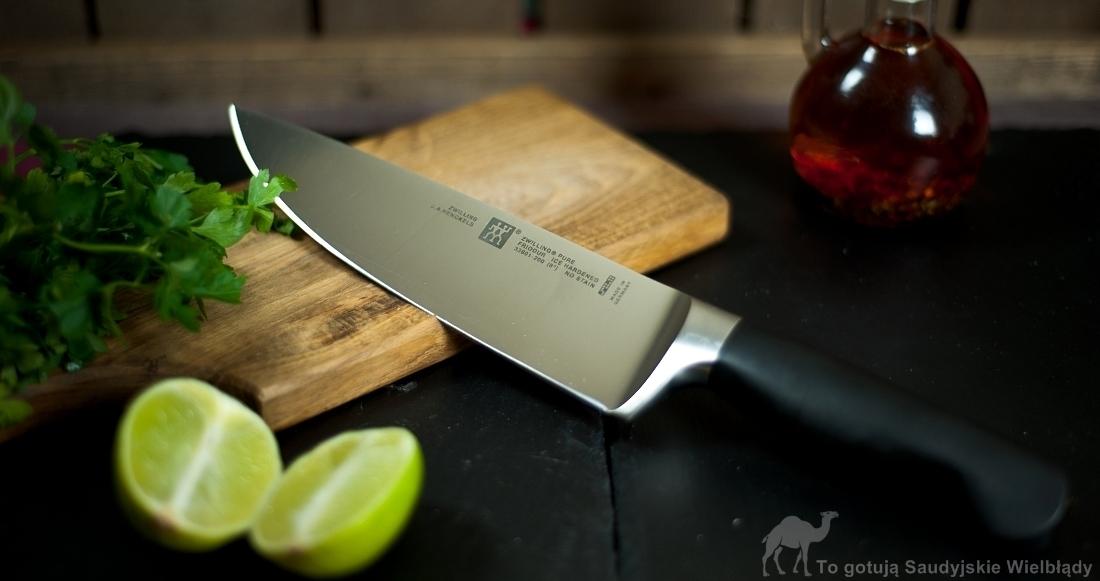 Noże - który, do czego ?