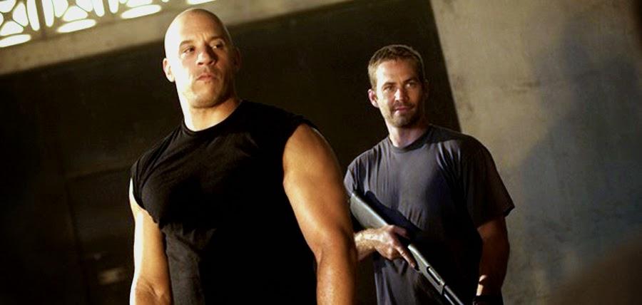 Vin Diesel şi Paul Walker