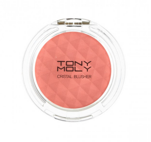 Crystal Blusher #3 (Pleasure Peach)