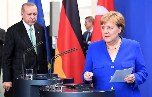 Η συμφωνία Ε.Ε.-Τουρκίας έγινε για να σωθούν πολιτικά ευρωπαϊκές κυβερνήσεις!!!