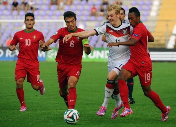 54e8854e62 Alemanha derrota Portugal e conquista o bicampeonato na Euro sub-19 ...