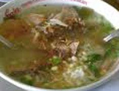 Resep masakan indonesia soto kwali spesial (istimewa) khas solo praktis mudah sedap, gurih, enak, nikmat lezat