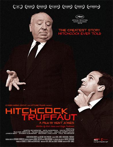 Ver Hitchcock/Truffaut (2015) Online