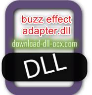 buzz effect adapter.dll download for windows 7, 10, 8.1, xp, vista, 32bit