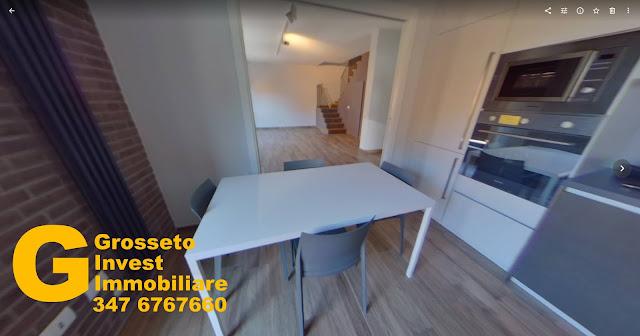 Grosseto-4-VANI-lusso-affitto-con-garage-nuovo
